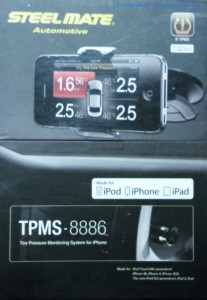 TPMS im Citroen XM #01