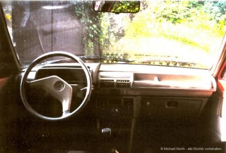 1983er Peugeot 205 GR #04