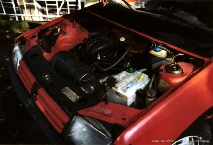 1983er Peugeot 205 GR #05