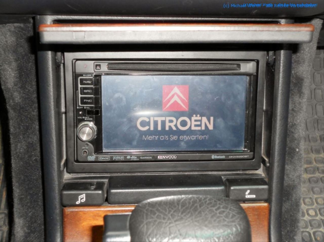 1997er Citroën XM 3.0 V6 Exclusive Zender Tuning #10