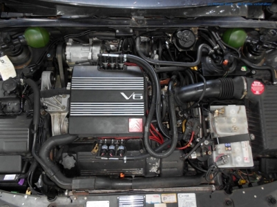 1997er Citroën XM 3.0 V6 Exclusive Zender Tuning #11