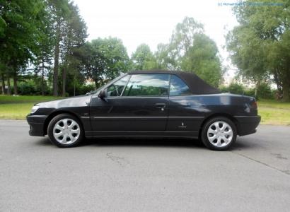 1996er Peugeot 306 Cabriolet #01