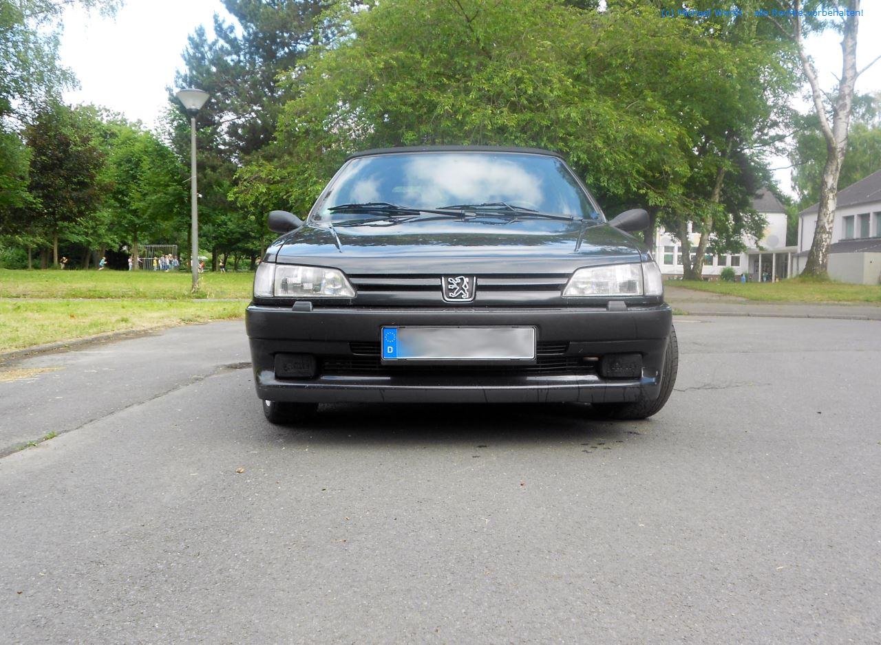 1996er Peugeot 306 Cabriolet #03