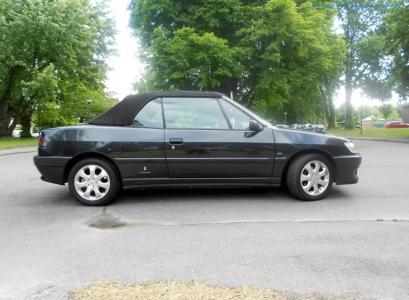 1996er Peugeot 306 Cabriolet #04