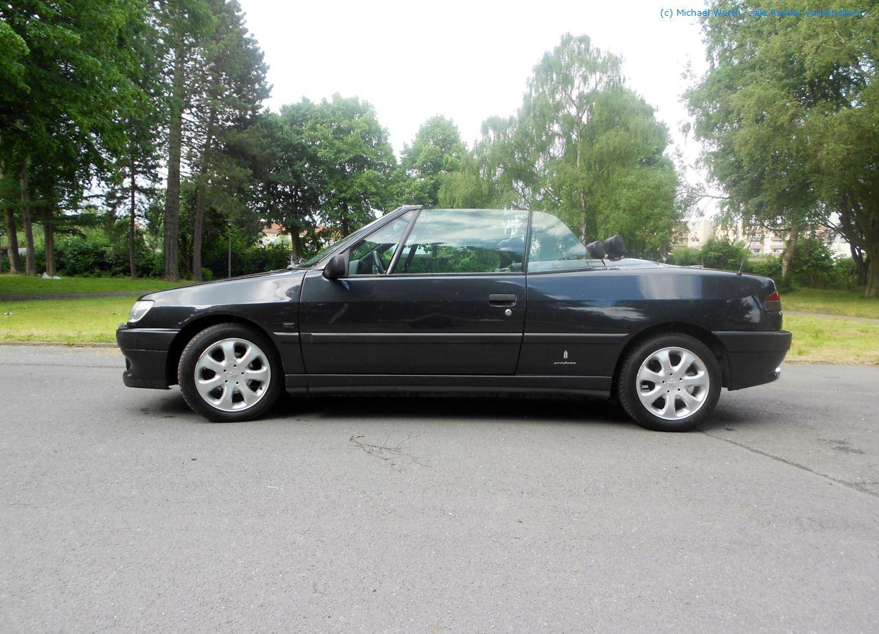 1996er Peugeot 306 Cabriolet #06