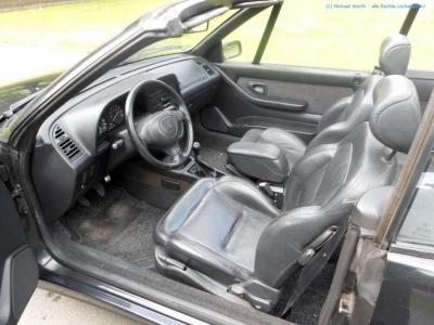 1996er Peugeot 306 Cabriolet #08