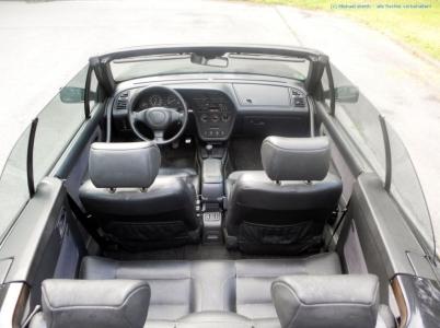 1996er Peugeot 306 Cabriolet #09