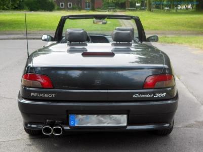 1996er Peugeot 306 Cabriolet #13
