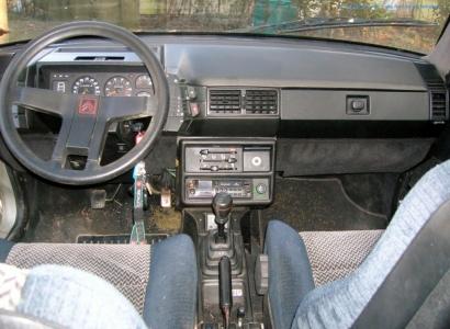 1985er Citroën BX SPORT #02