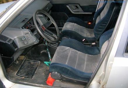 1985er Citroën BX SPORT #03