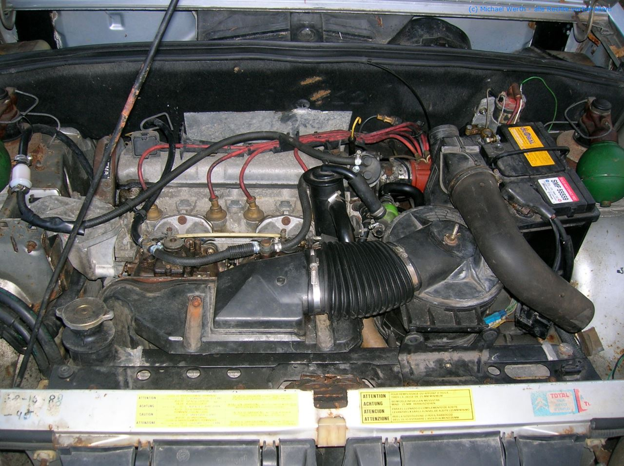 1985er Citroën BX SPORT #04