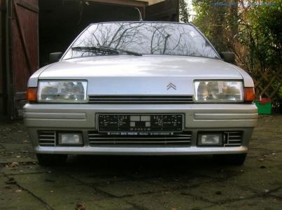 1985er Citroën BX SPORT #05