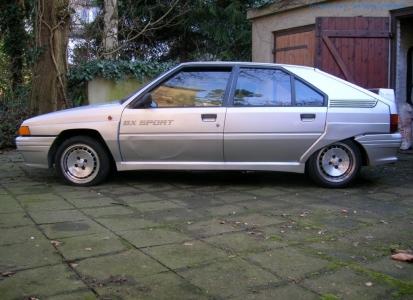 1985er Citroën BX SPORT #06