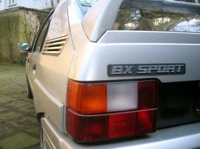 1985er Citroën BX SPORT #07