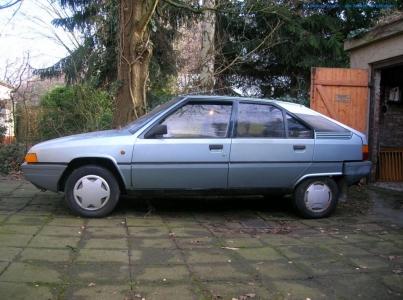 1985er Citroën BX DIGIT #03
