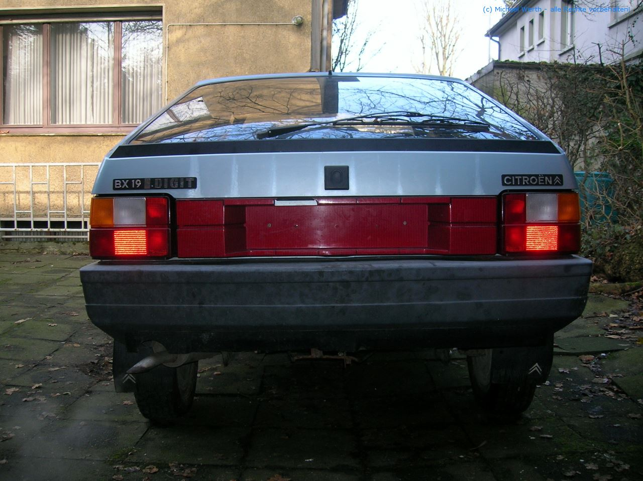 1985er Citroën BX DIGIT #06