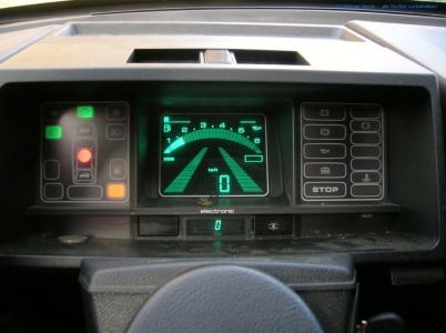 1985er Citroën BX DIGIT #07