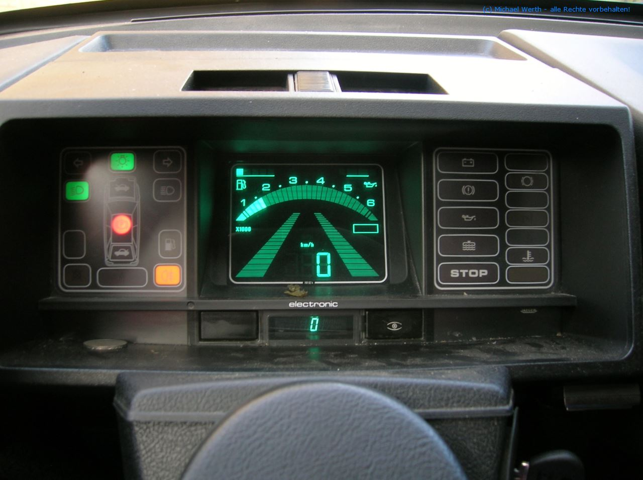 Citroen BX DIGIT