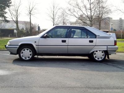 1991er Citroën BX GTi #01
