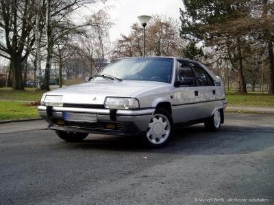 1991er Citroën BX GTi #02