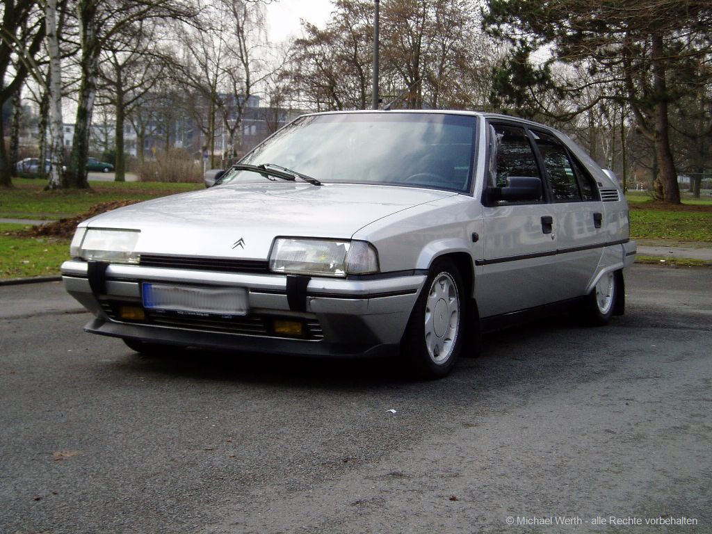 1991er Citroën BX GTi #04