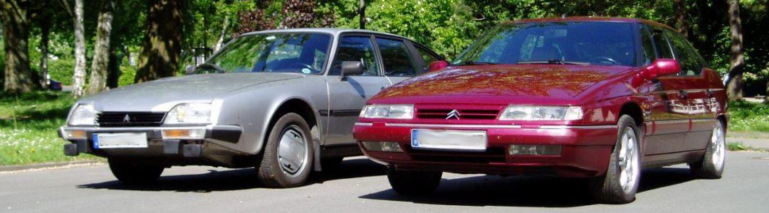 CX 25 GTi Turbo & XM 3.0 V6.24