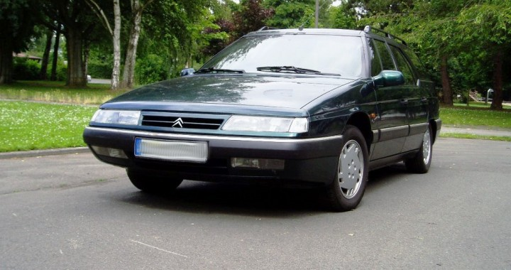 Citroen XM TCT Break