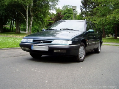 1996er Citroën XM TCT Break #07