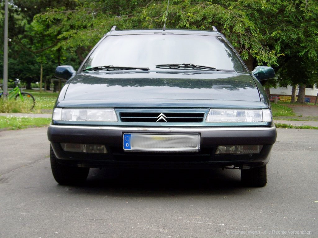 1996er Citroën XM TCT Break #08