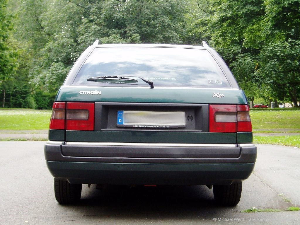 1996er Citroën XM TCT Break #09