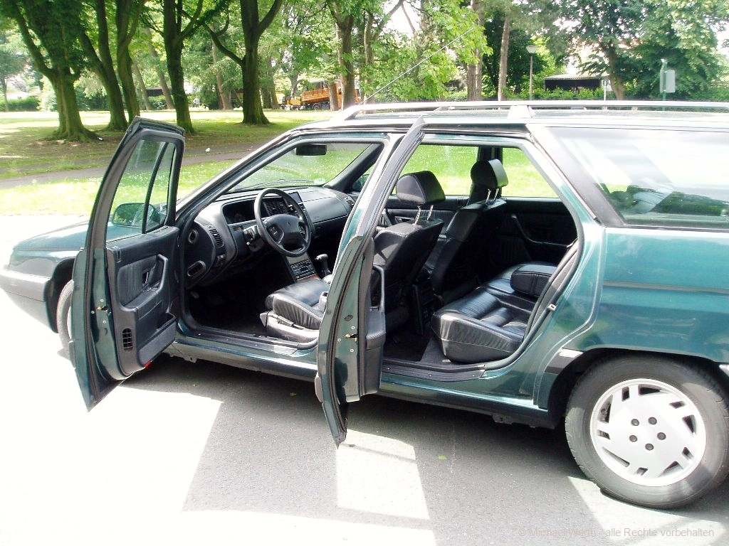1996er Citroën XM TCT Break #12