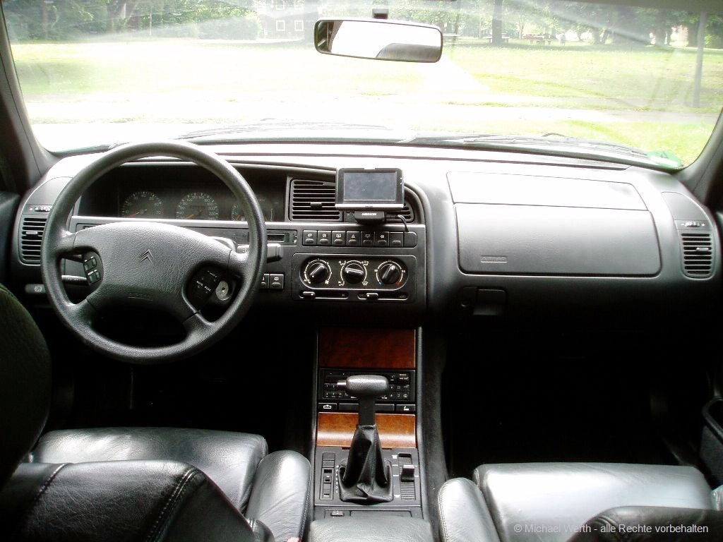 1996er Citroën XM TCT Break #03