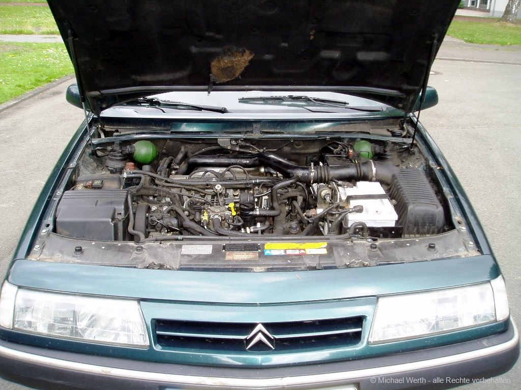1996er Citroën XM TCT Break #06
