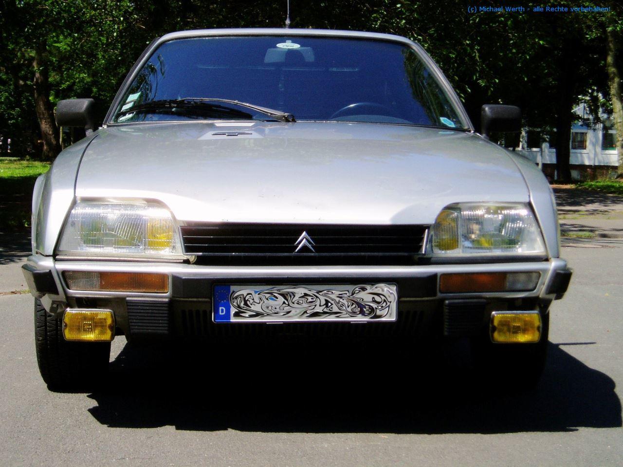 1984er Citroën CX 25 GTi Turbo #02