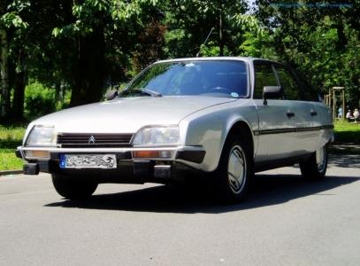 1984er Citroën CX 25 GTi Turbo #03