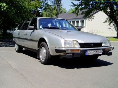 1984er Citroën CX 25 GTi Turbo #04