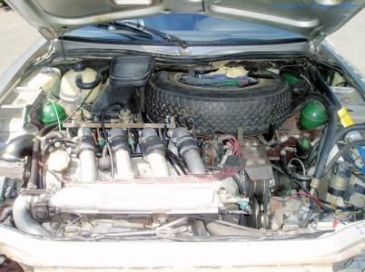 1984er Citroën CX 25 GTi Turbo #14