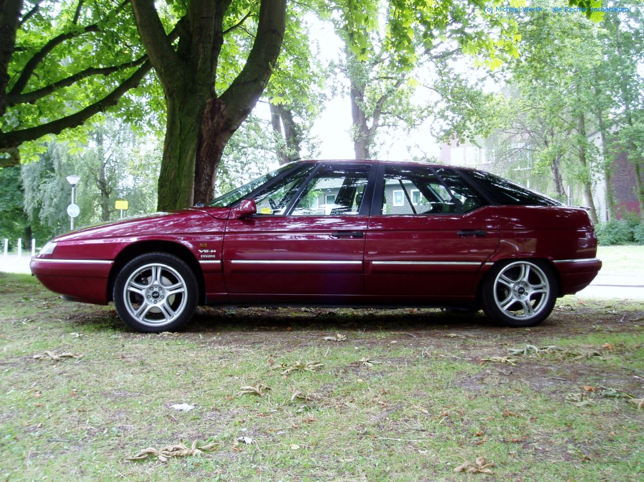 1997er Citroën XM 3.0 V6.24 Exclusive #03