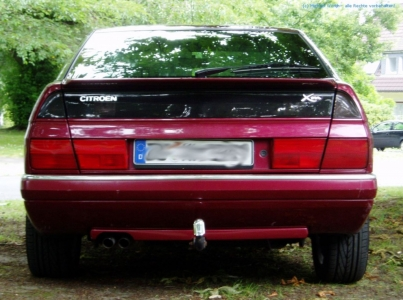 1997er Citroën XM 3.0 V6.24 Exclusive #06