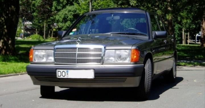 Mercedes Benz 190E 2.0 (W201)