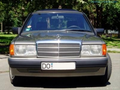 1989er Mercedes Benz 190E 2.0 #03