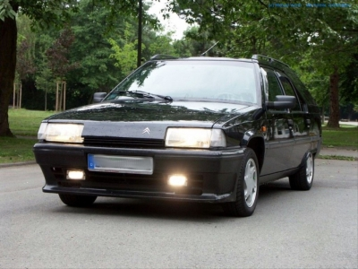"1992er Citroën BX TZI Break - ""Black Mamba"" #01"