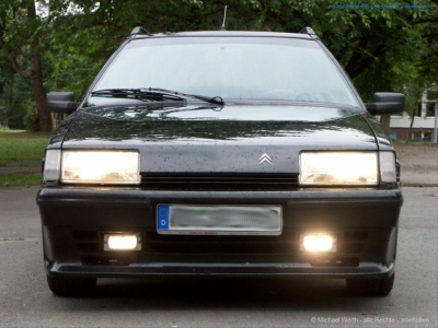 "1992er Citroën BX TZI Break - ""Black Mamba"" #03"