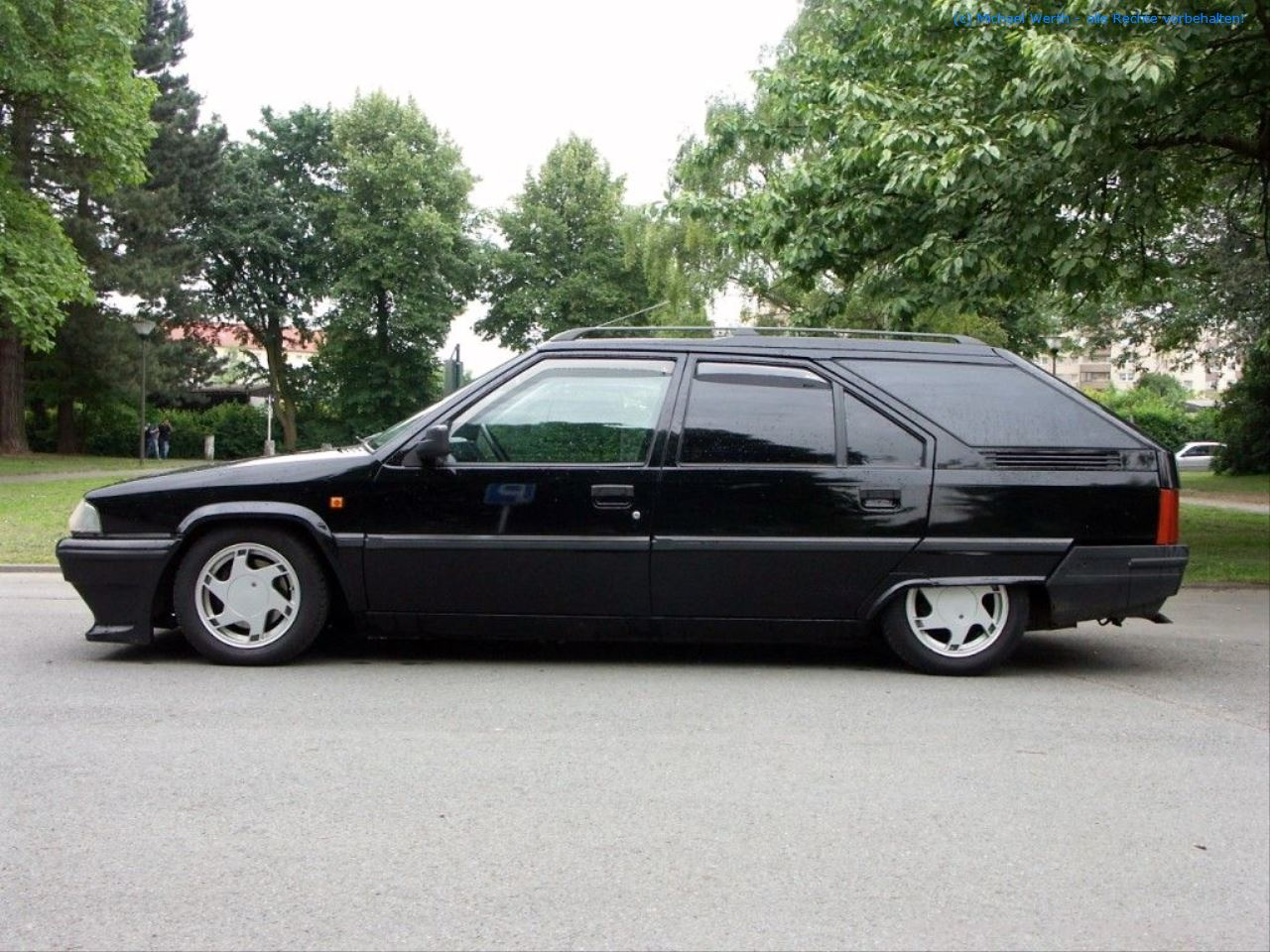 "1992er Citroën BX TZI Break - ""Black Mamba"" #05"