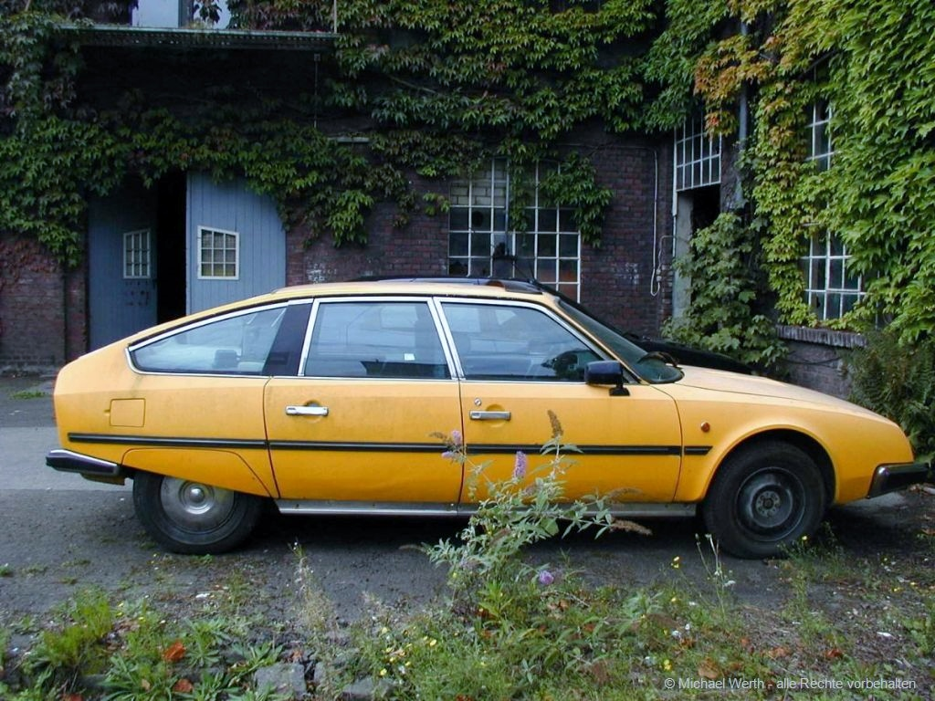 1983er Citroën CX 2500ie Pallas #03