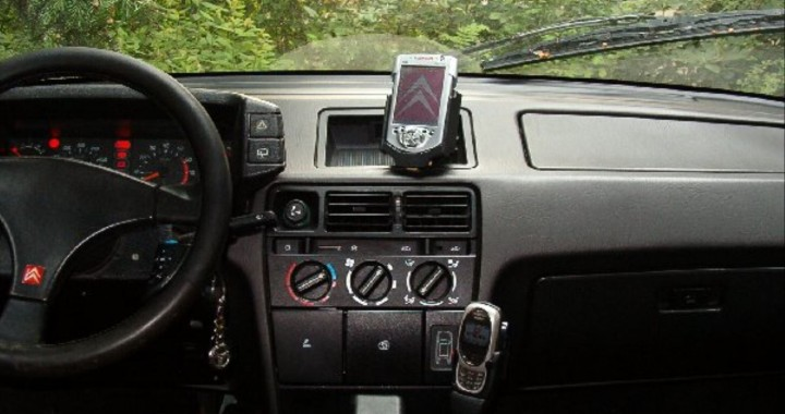 Navigation im BX 02
