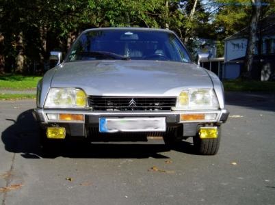 bildlicher Vergleich 1991er Citroën BX GTi & 1984er Citroën CX 25 GTi Turbo #04