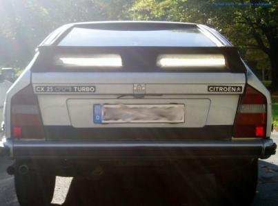 bildlicher Vergleich 1991er Citroën BX GTi & 1984er Citroën CX 25 GTi Turbo #13