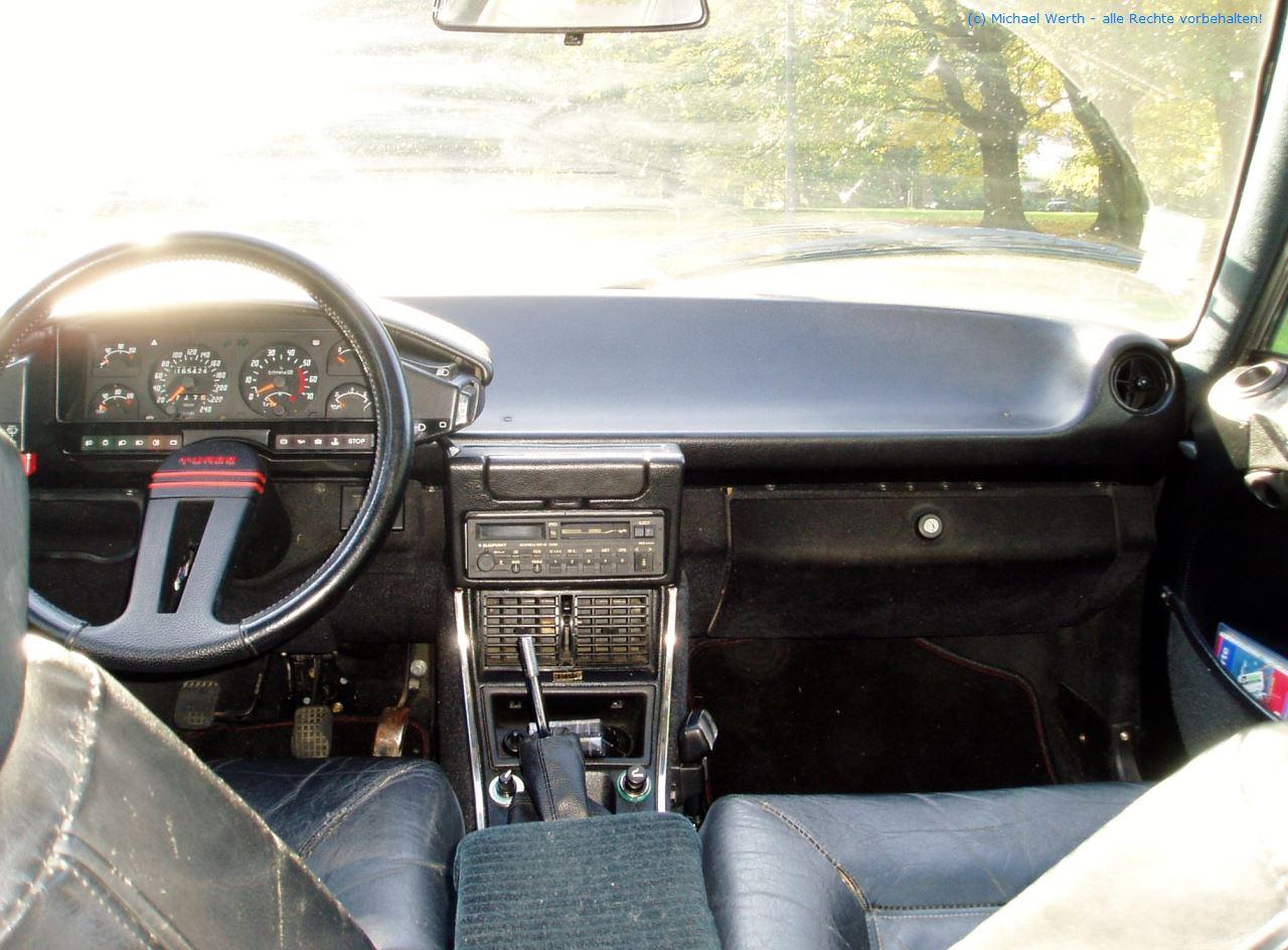 bildlicher Vergleich 1991er Citroën BX GTi & 1984er Citroën CX 25 GTi Turbo #17