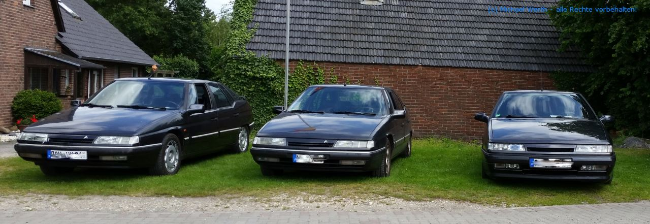 Die Citroën XM V6 Connection - #1